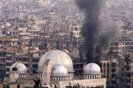 Битва за Алеппо может закончиться эвакуацией боевиков
