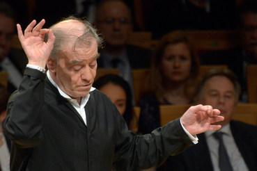 На Валерии Гергиеве лежала дополнительная ответственность – концерт транслировался в прямом эфире на весь мир