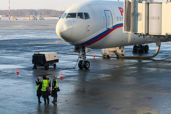 Авиакомпания «Россия» в 2016 году увеличит перевозки через «Пулково» на 2%