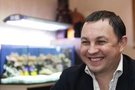 Александр Хрусталев нашелся в «Солнечном»