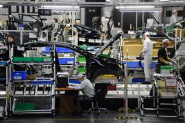 Высокий спрос на RAV4 позволил вернуть вторую смену на завод Toyota в Петербурге
