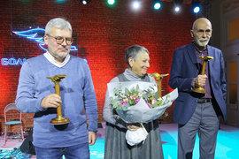 Три лауреата «Большой книги»: Водолазкин, Улицкая, Юзефович
