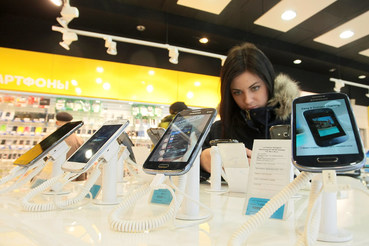 «Евросеть» вернет Samsung на полки