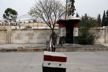 5 декабря Минобороны заявило о нападении боевиков на развернутый в Алеппо российский военный мобильный госпиталь