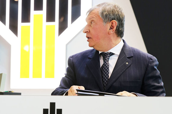 Новый акционер «Роснефти», вероятно, подпишет акционерное соглашение с «Роснефтегазом»