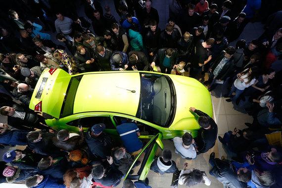 Renault инвестирует в «АвтоВАЗ» до 29 млрд рублей