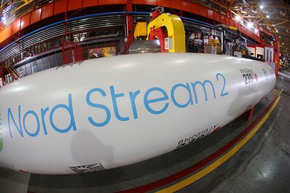 Allseas построит «Северный поток – 2» для «Газпрома»