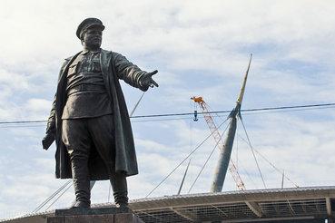 Стадион на Крестовском острове в Петербурге должен быть сдан к концу декабря