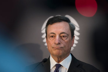 Председатель ЕЦБ Марио Драги смутил рынки
