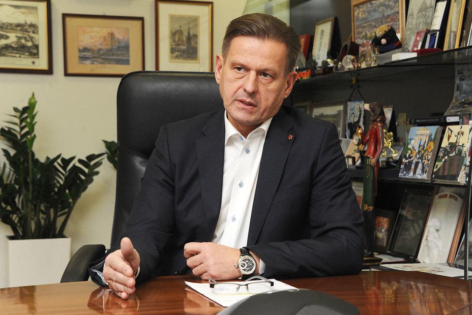 Владимир Комлев, гендиректор, председатель правления НСПК