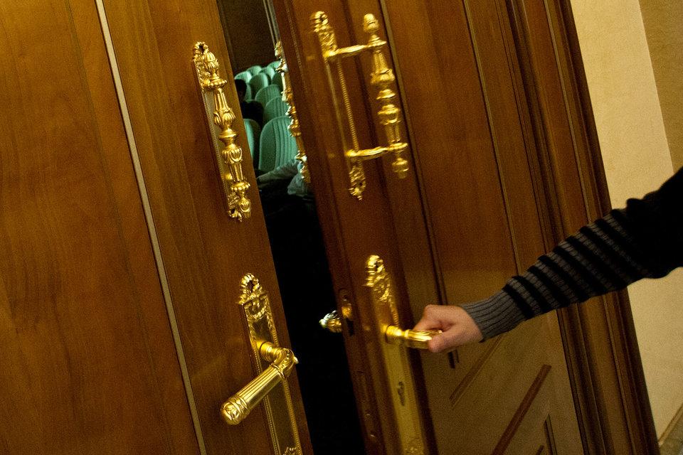 Валерий Радаев попал всписок губернаторов-«двоечников»