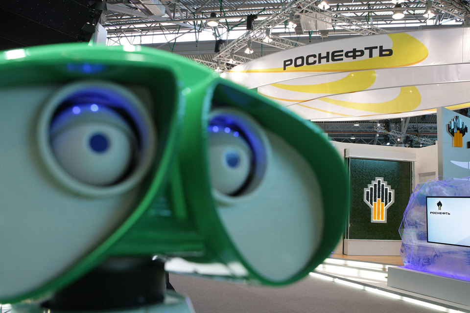Медведев: «Роснефть» достойно справилась споиском партнеров