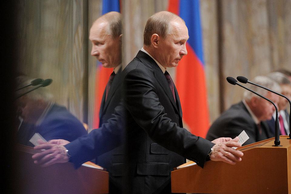 «Левада-центр» ошибочно сообщил об ухудшении отношения россиян к Путину