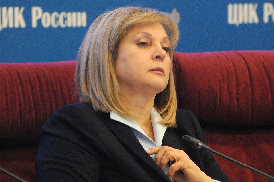 Памфилова назовет Путину губернаторов, злоупотребивших административным ресурсом