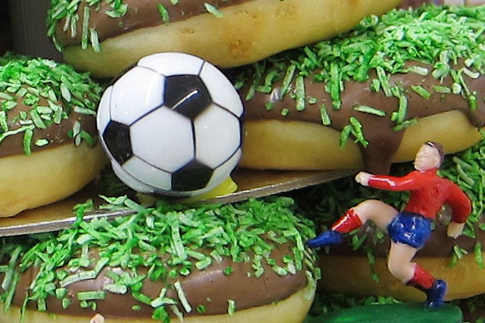«Шоколадница» накормит болельщиков на чемпионате мира по футболу 2018 года