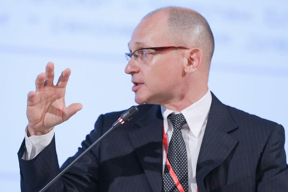 Сергей Кириенко одержал важную аппаратную победу