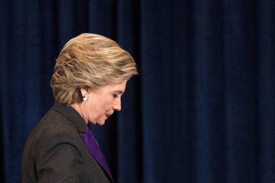 За Клинтон отказались голосовать больше выборщиков, чем за Трампа