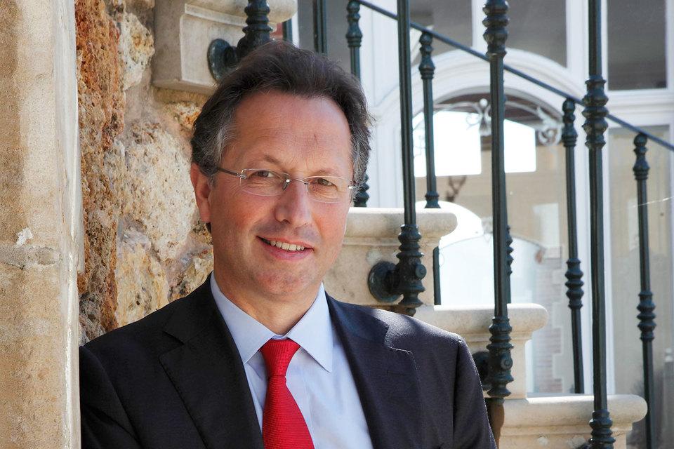 Жером Филипон стал президентом Champagne Bollinger в 2008 г.
