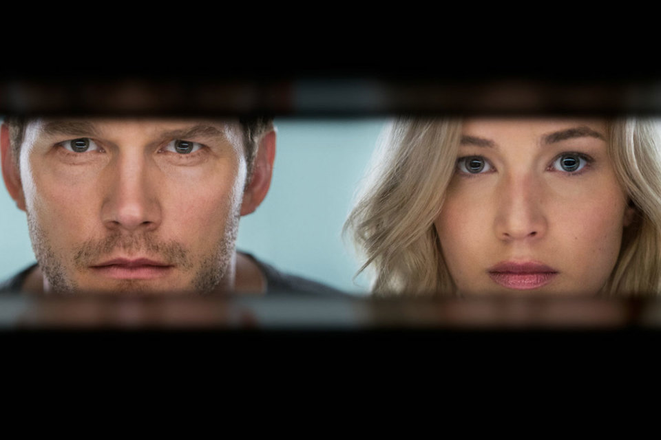 Два персонажа фильма хотят однажды увидеть кого-то еще, кроме друг друга