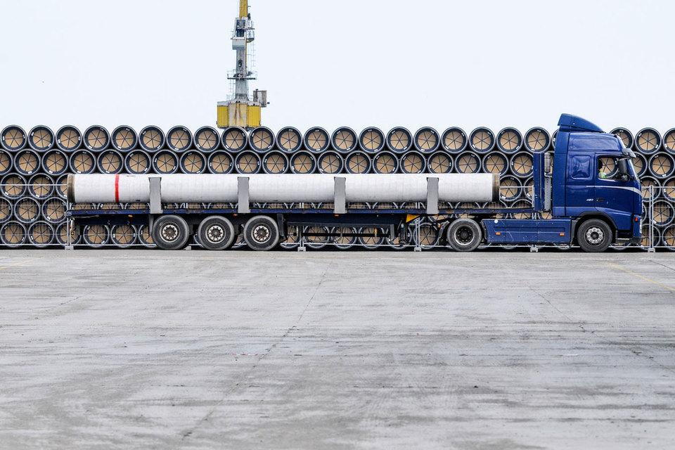 Две нитки «Турецкого потока» оценены в 7 млрд евро