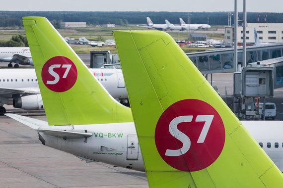 S7 увеличит парк на 19 самолетов