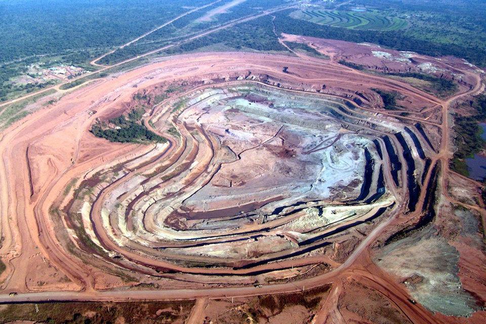 «Алроса» хочет увеличить долю в ангольском проекте «Катока»