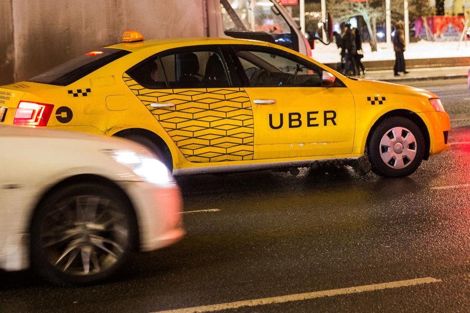 Компания Uber остановила тестирования беспилотных такси вСан-Франциско