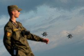 Всего за время боевых действий в Сирии совершено 18 800 боевых вылетов и нанесено 71 000 ударов