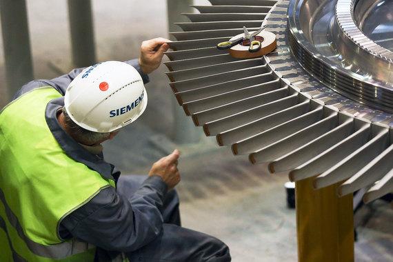 «Ростех» ищет покупателей на турбины Siemens