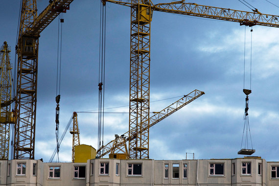 Подмосковный девелопер хочет строить в Москве