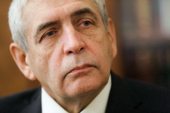 Заместитель министра финансов Сергей Шаталов