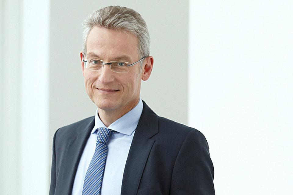 Член правления Allianz SE Аксель Тайс