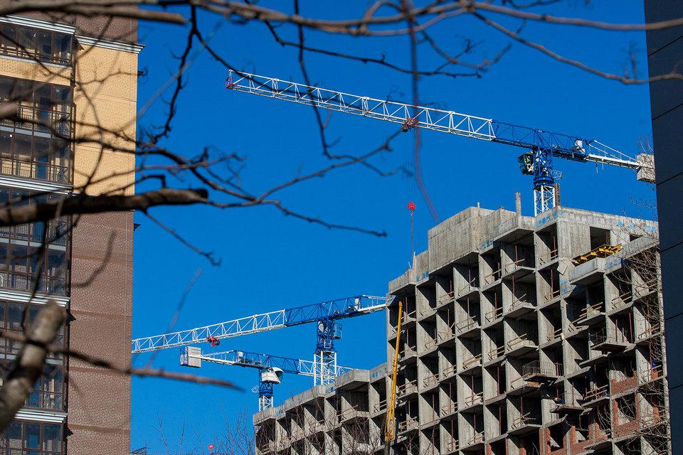 План по вводу жилья в 2015 г. выполнен с опережением на 12,2%