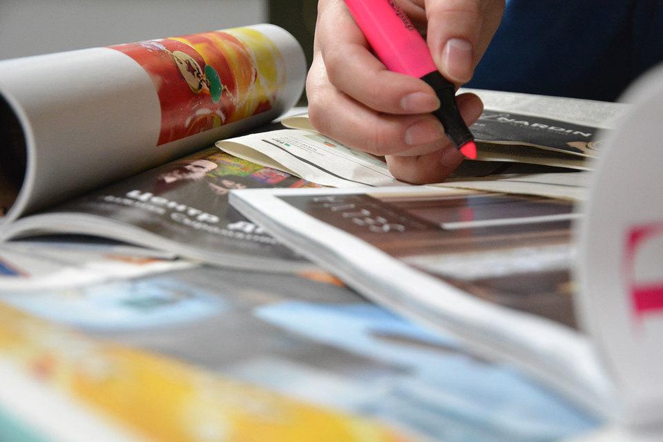 Федеральная антимонопольная служба предложила увеличить допустимый объем рекламы в прессе с 40 до 45%