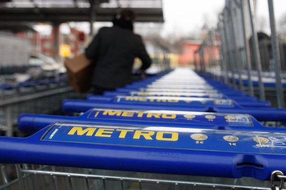 Родина помогла Metro Group