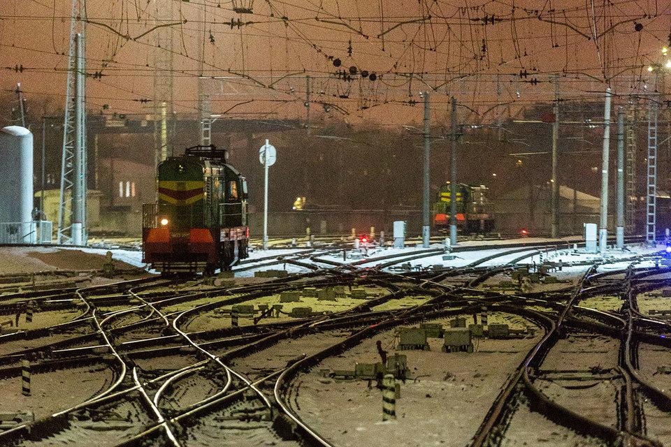 Минэкономразвития предлагает создать анклавы, свободные от локомотивов РЖД