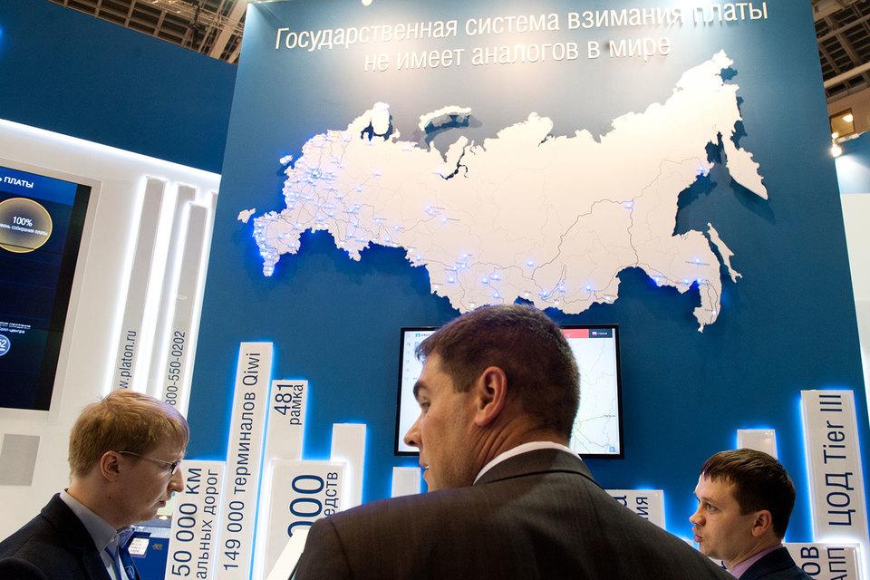 На 29 млрд руб., которые соберет «Платон», уже претендует семь инфраструктурных проектов в регионах