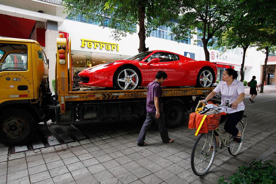 Неравенство по доходам в Китае – одно из самых высоких в мире