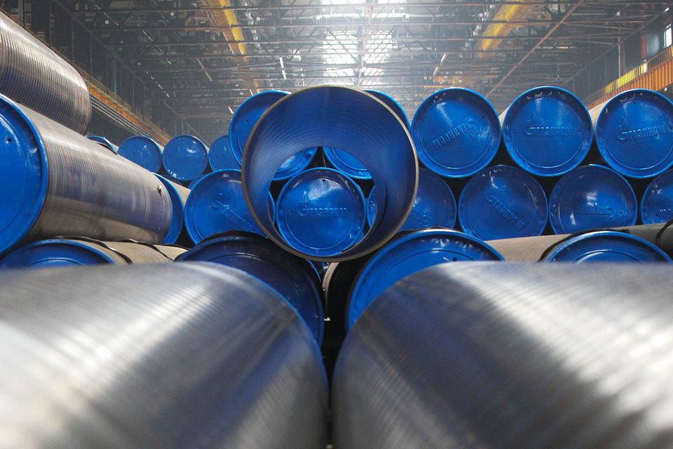 Строительство газопровода было увязано с соглашением «Газпрома» с турецкими компаниями по скидке на газ