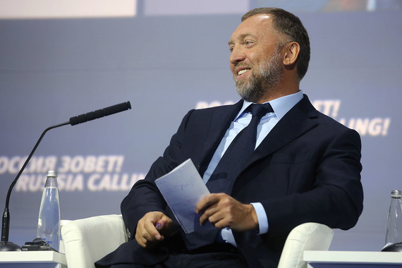 Владелец UC Rusal Олег Дерипаска может стать контролирующим акционером рейтингового агентства «Эксперт РА»
