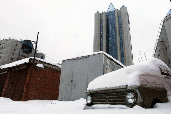 «Газпром» получил убыток в III квартале 2015 г.