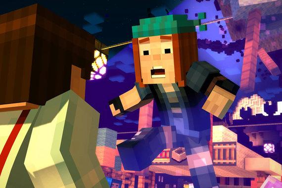 Образовательная версия Minecraft содержит ряд новшеств, рассчитанных на учебный процесс