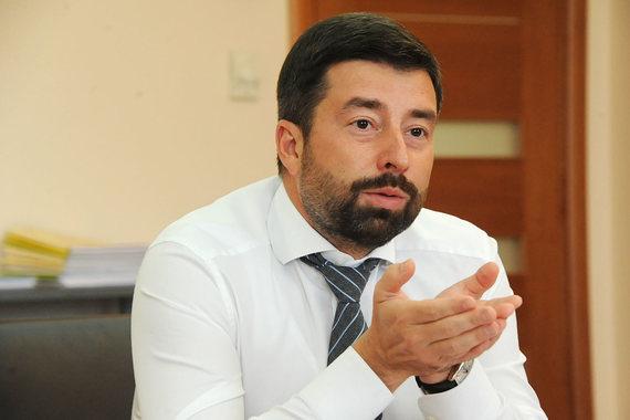 Гендиректор АСВ Юрий Исаев собирается страховать небольшой бизнес и благотворительные фонды