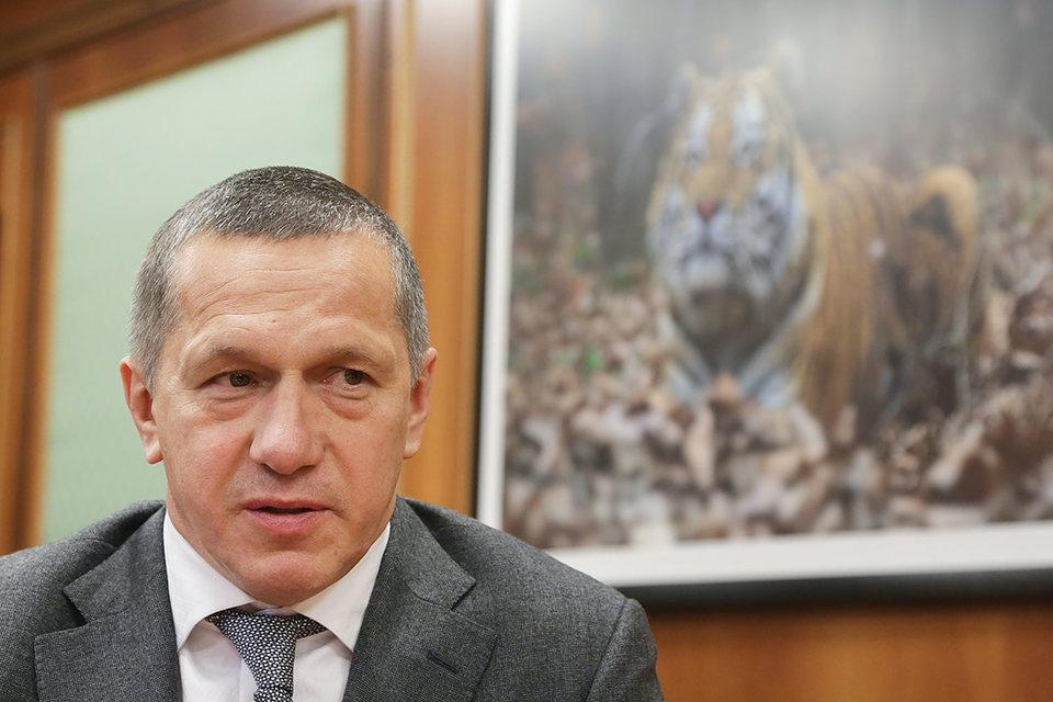 Полпред президента в Дальневосточном федеральном округе Юрий Трутнев