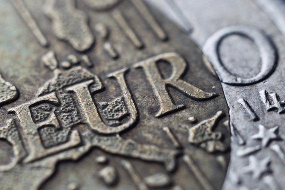 На открытии торгов курс евро взлетал выше 87 рублей