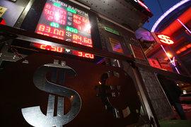 Рубль отыгрался благодаря росту цен на нефть
