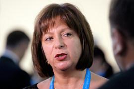 Чиновники министерств финансов Украины и России могут встретиться в «ближайшем будущем» после переговоров их юристов в прошлом месяце, утверждает Яресько