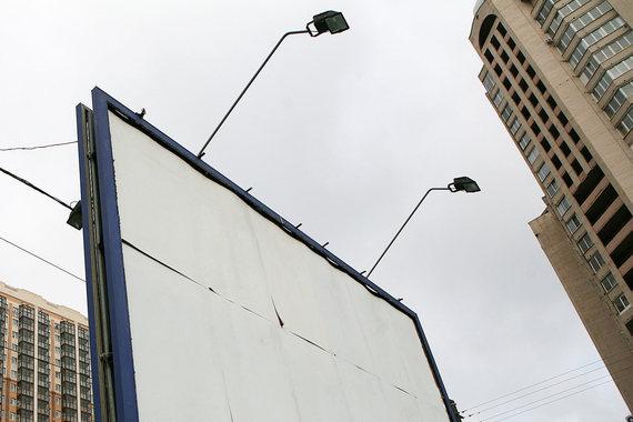 Компания «Олимп», третья по количеству щитов Москве, не смогла оплатить контракт на этот год
