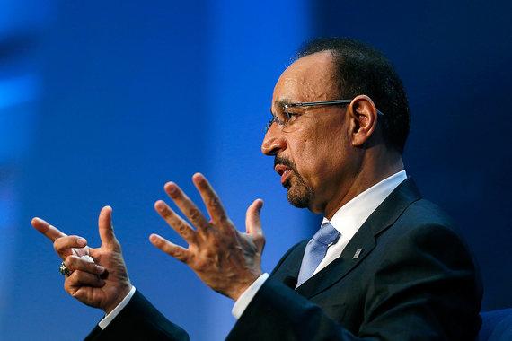 Председатель правления компании Saudi Aramco Халид аль-Фалих