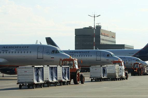 Причины смены лидера очевидны: ключевой перевозчик «Шереметьево» – «Аэрофлот» нарастил объемы перевозок на 10,6%